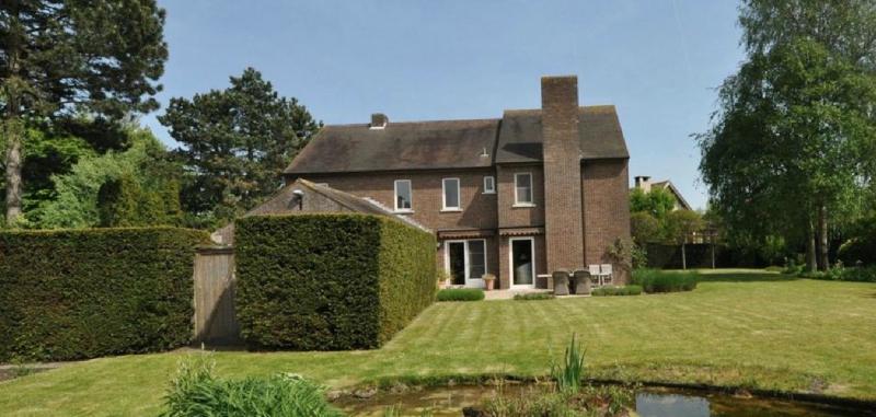 Tuin groen vastgoed Immo Knokke Real Estate