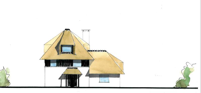 Plan luxueus villa Immo Knokke Real Estate