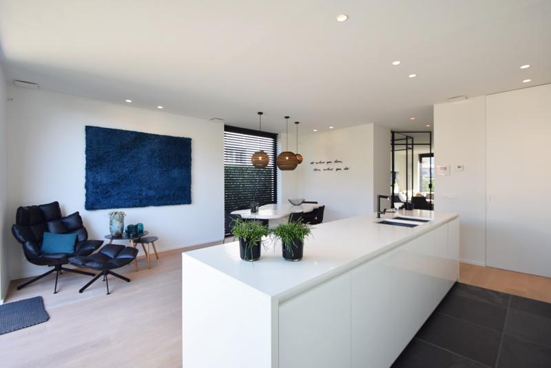 te koop huis Knokke interieur Immo Knokke Real Estate