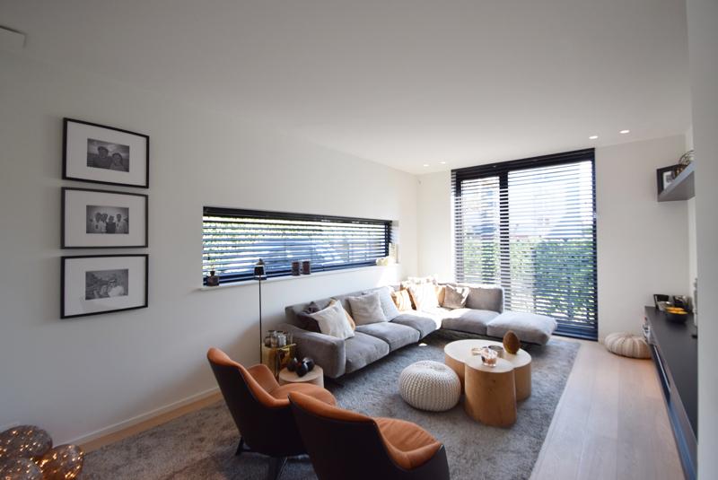 te koop huis Knokke meubelen RR Flexform