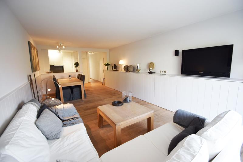 Knokke Real Estate te koop appartement met 2 slaapkamers