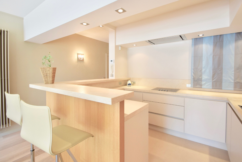 Knokke Real Estate Appartement Zijdelings Zeezicht