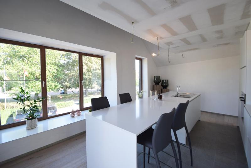 Woning Clos Des Arts Oosthoekplein 4 te koop bij Knokke Real Estate, eetplaats