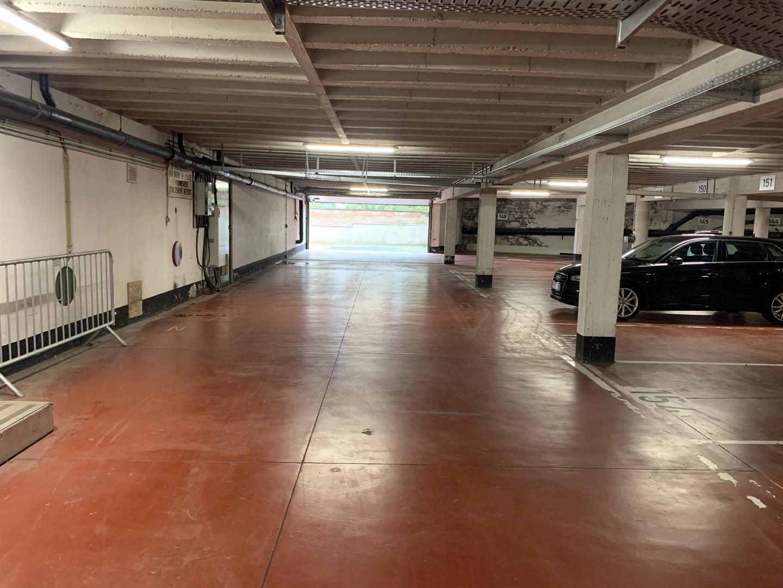 Te koop De Wielingen  gemakkelijke toegankelijke parkeerplaats