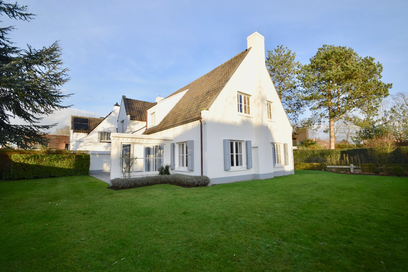 Villa te koop bij Knokke Real Estate