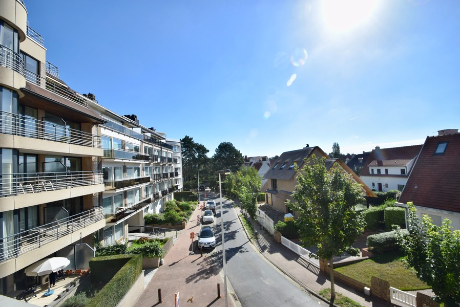 Zonnig appartement Mussepad Knokke Real Estate