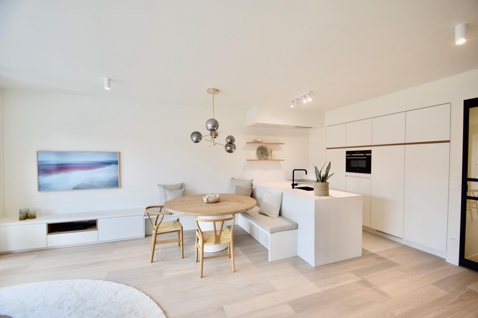 Gerenoveerd appartement te koop Knokke Real Estate
