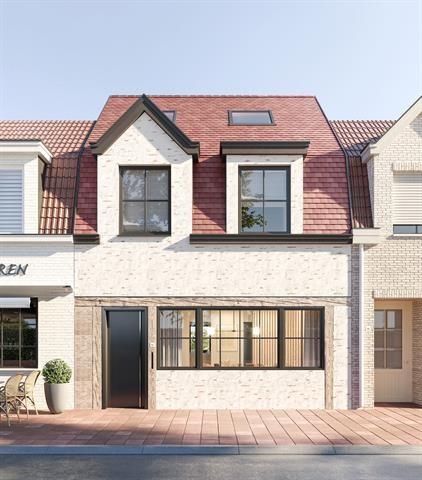 Nieuwbouwwoning te koop Knokke Real Estate Oosthoekplein