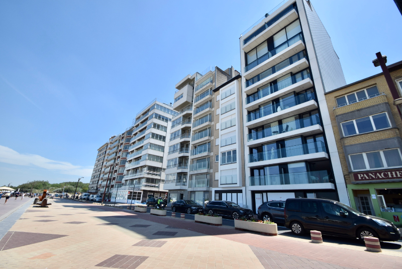te koop appartement Knokke Knokke Real Estate Kustlaan