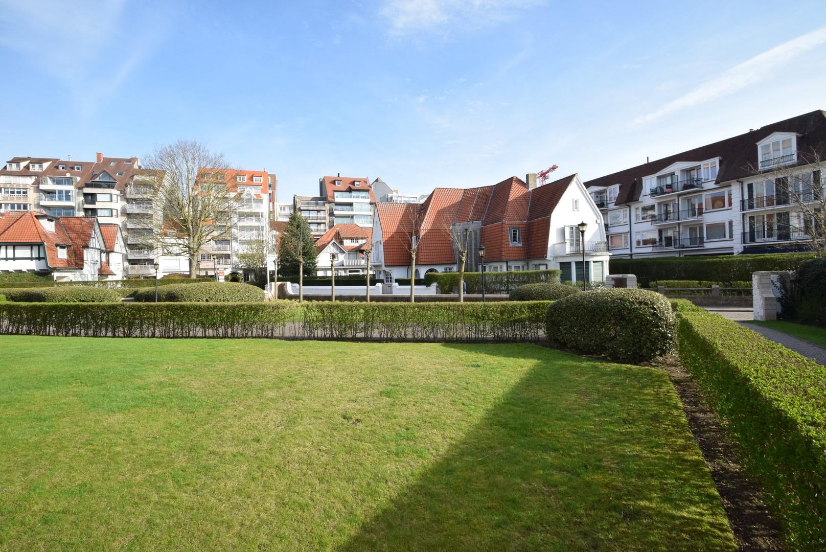 Knokke Real Estate staanplaats te koop