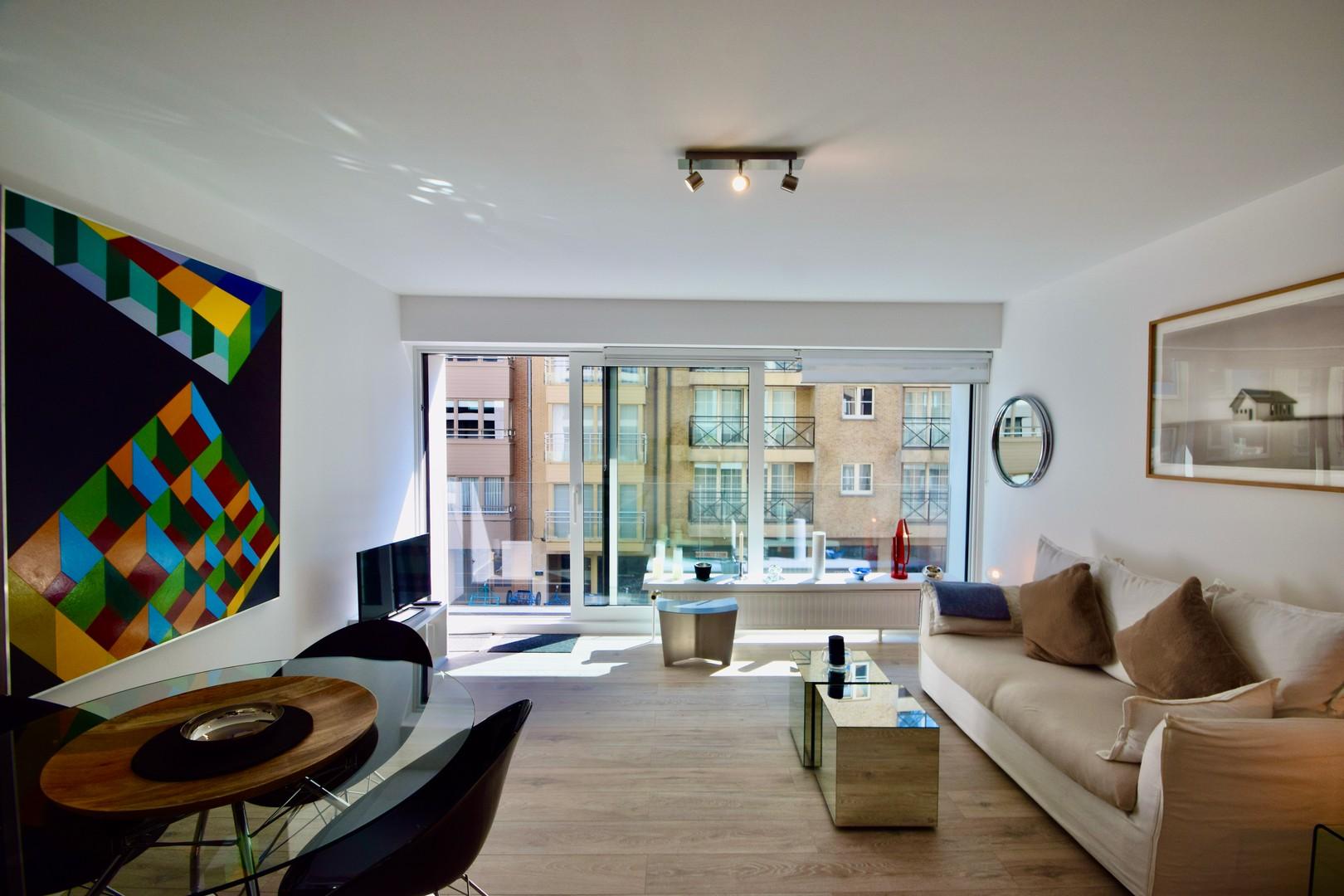 Uniek appartement te koop Knokke Real Estate