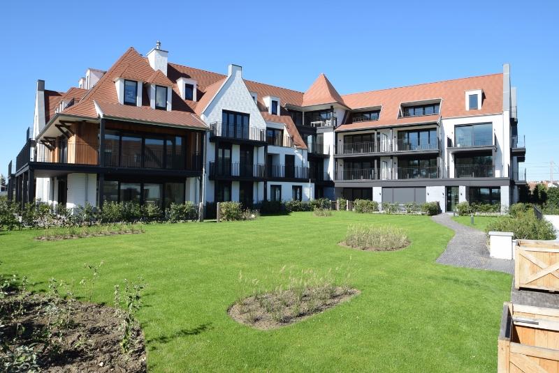 Te koop appartement Immo Knokke Real Estate