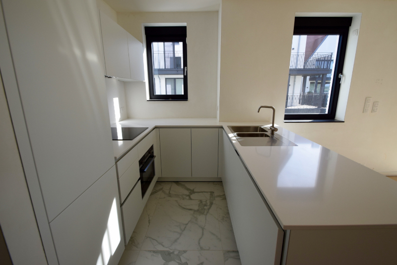 Appartement keuken Immo Knokke Real Estate