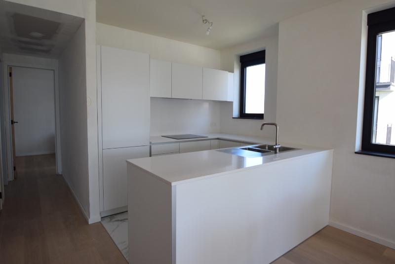 Keuken appartement Duinenwater te koop