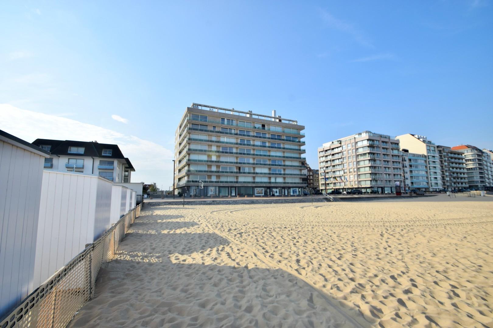 te koop zeedijk Knokke appartement