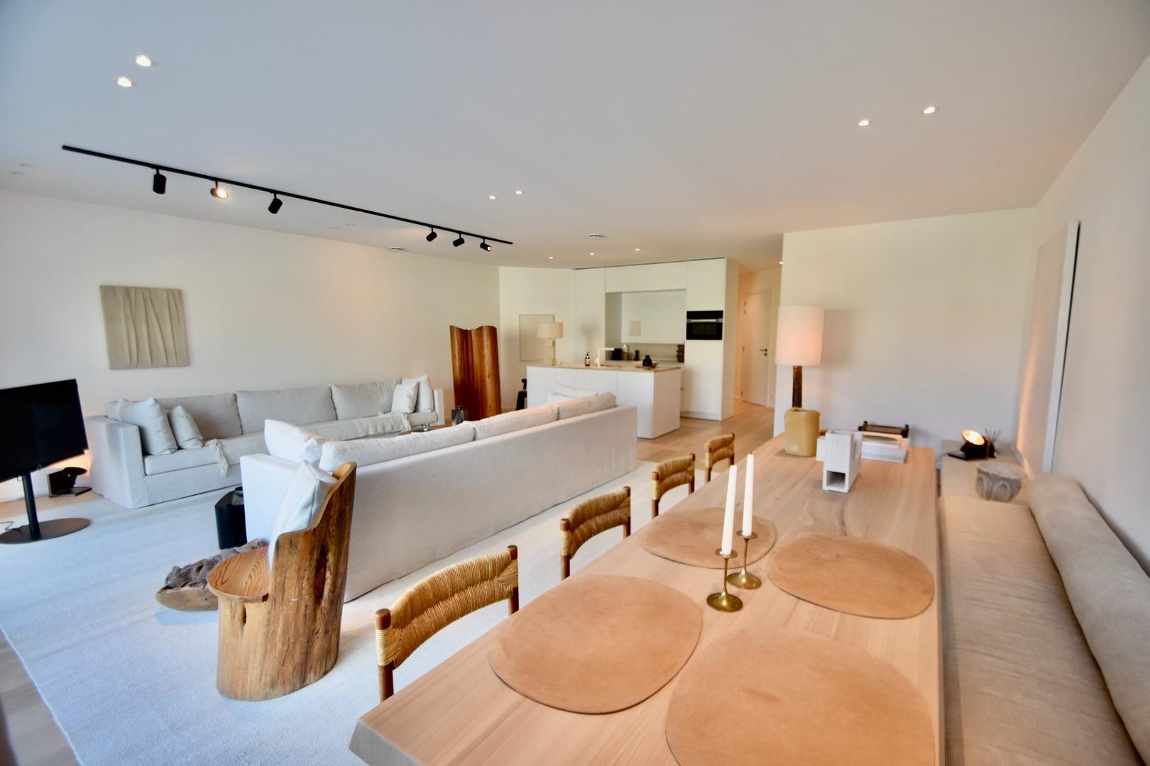 Te koop Knokke Real Estate appartement hartje Zoute