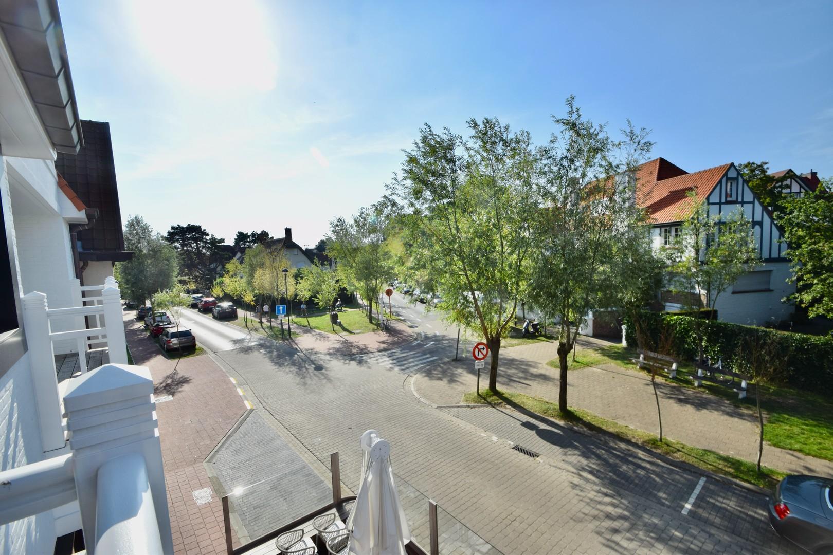 Knokke Real Estate appartement hartje zoute te koop