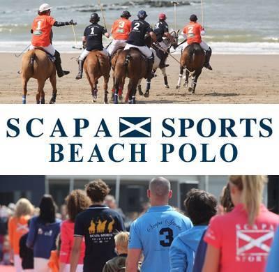 Scapa Sport Beach Polo Knokke-Heist 2015