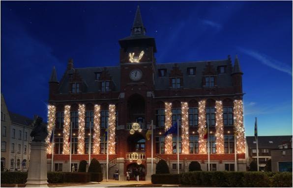 Winterevenement: lichtfestival Knokke-Heist