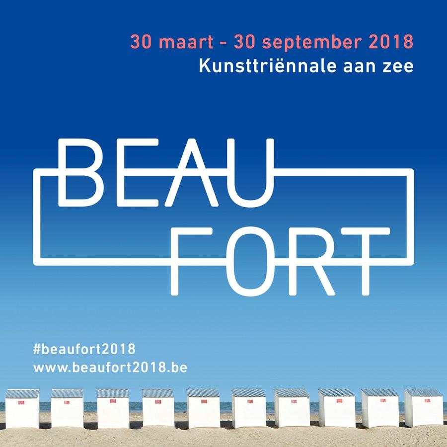 Beaufort 2018 - kunsttriënnale aan zee