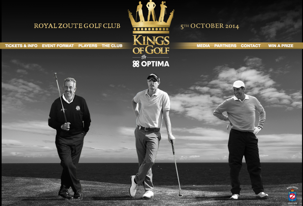 Kings of Golf in Knokke