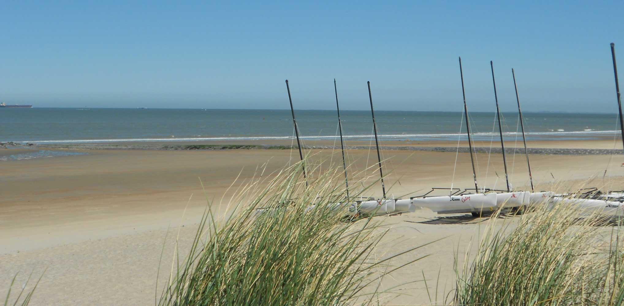 Knokke-Heist derde populairste bestemming van de kust