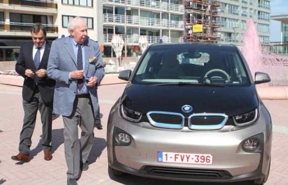 Knokke-Heist voorstander van elektrische wagen